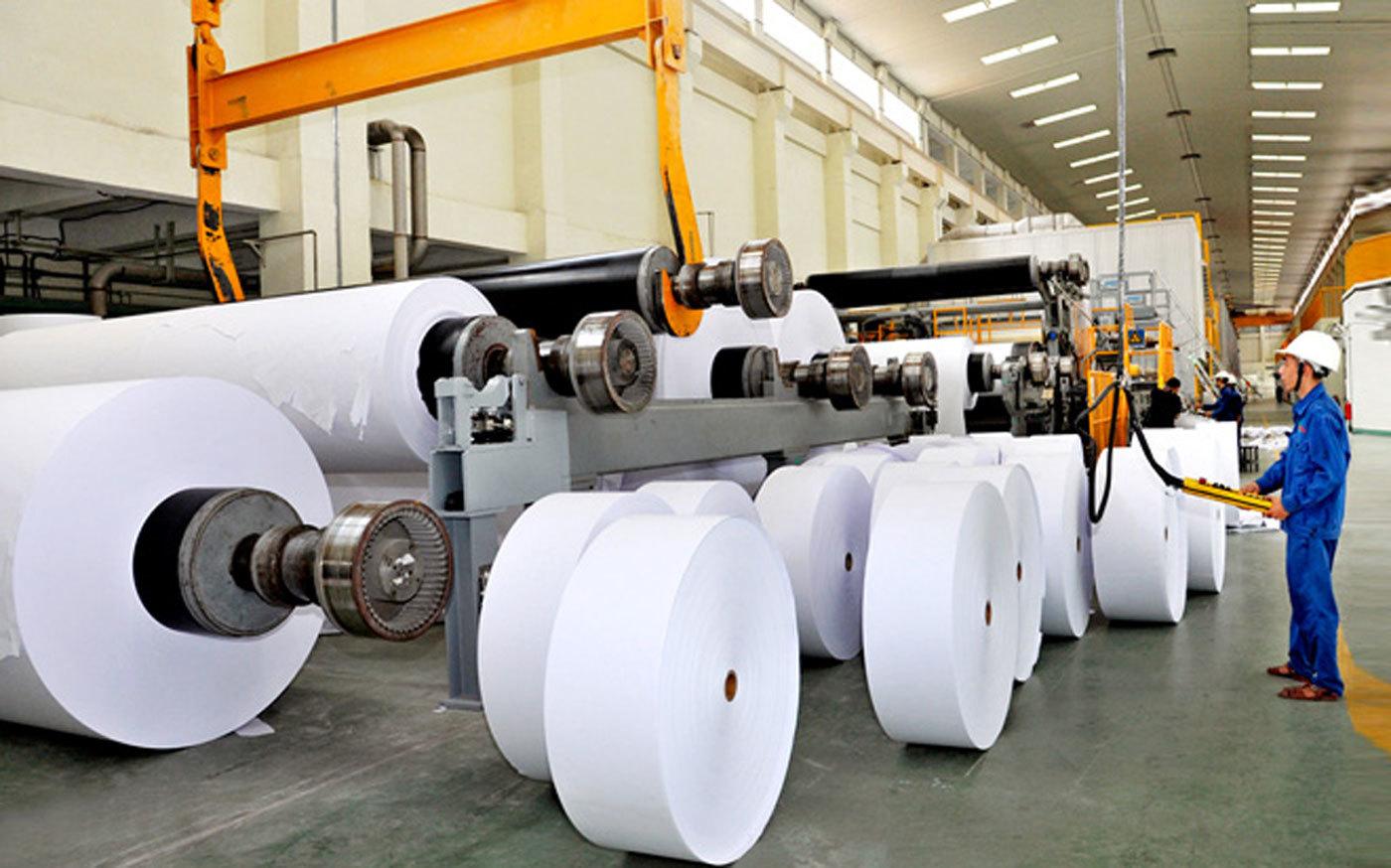 Kiểm soát ô nhiễm để phát triển công nghiệp giấy