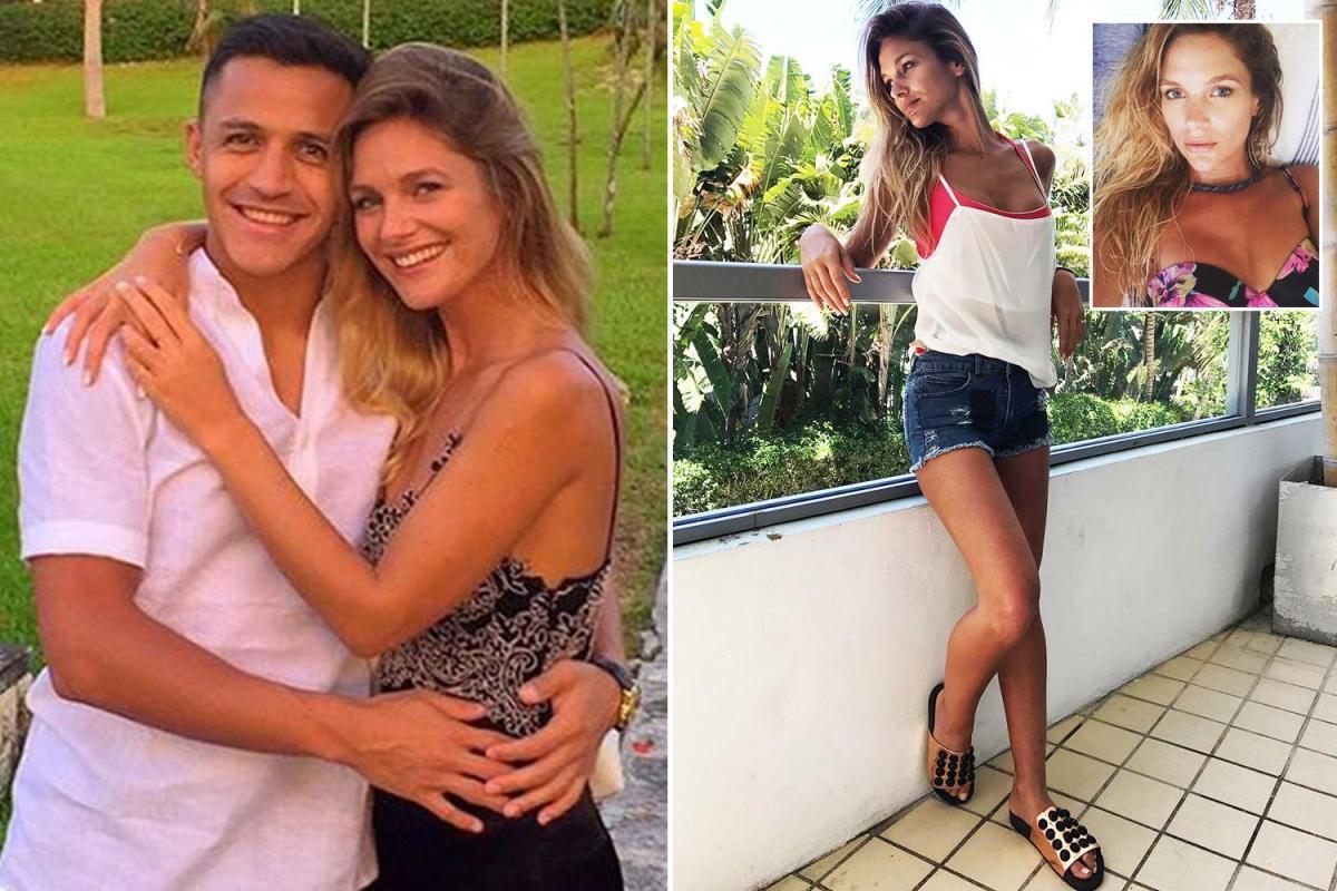 Alexis Sanchez chia tay bạn gái, MU hưởng lợi?