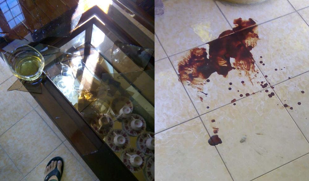 Hạt trưởng kiểm lâm bị đánh tại trụ sở làm việc
