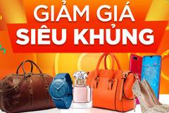 9.9 Ngày siêu mua sắm của shopee: 900 thương hiệu tham gia