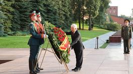 Hình ảnh Tổng bí thư Nguyễn Phú Trọng tại Liên bang Nga