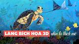 Làng bích họa 3D ở Lý Sơn khiến cộng đồng mạng phát sốt vì quá đẹp