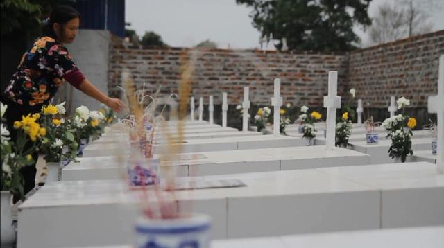 Thai nhi,Nghĩa trang,Bệnh viện,Làm từ thiện