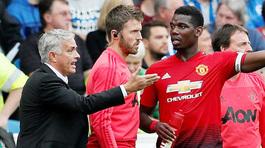"""Mourinho và Pogba thỏa thuận """"đình chiến"""", MU vẫn lo ngay ngáy"""