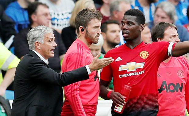 Mourinho và Pogba thỏa thuận 'đình chiến', MU vẫn lo ngay ngáy