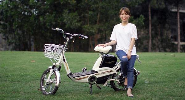 Online Friday 2018: 'Săn' xe đạp điện cao cấp giá 0 đồng