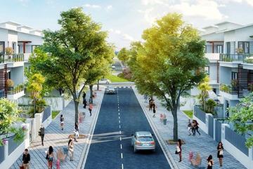 Đông Hưng Group 'trình làng' dự án liền kề đường Tô Ngọc Vân