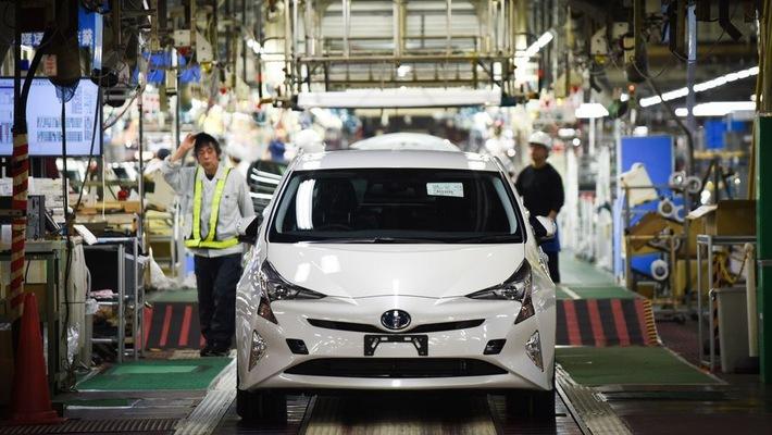 Toyota thu hồi 1 triệu xe hydrid trên toàn cầu vì nguy cơ cháy