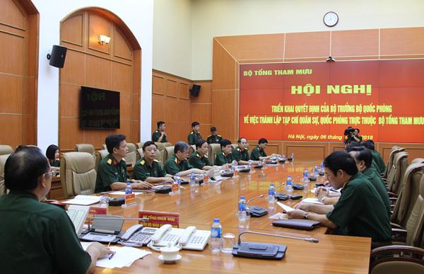 Bộ trưởng Quốc phòng quyết định sáp nhập 4 tạp chí Quân đội