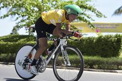 Giải xe đạp VTV Cup Tôn Hoa Sen 2018: Cua-rơ Việt Nam duy trì Áo vàng