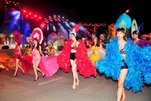 Carnaval Hạ Long 2018 tái xuất ấn tượng