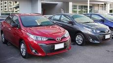 Dồn dập ra hàng rồi âm thầm giảm giá trăm triệu: Cuối năm tha hồ chọn ô tô