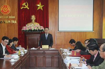 Lâm Đồng: Kỷ luật đảng trưởng, phó Công an huyện