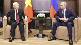 Mở rộng các dự án dầu khí mới trên lãnh thổ 2 nước Việt-Nga