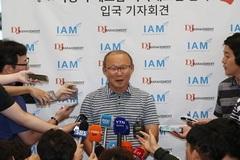 Vì sao thầy Park về quê, chỉ bận tâm nhất quân bầu Hiển?