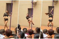Trường mầm non mời vũ công múa cột, hiệu trưởng bị cách chức