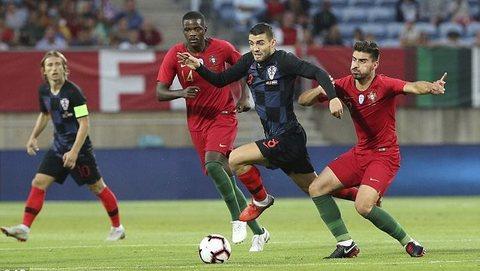 Bồ Đào Nha 1-1 Croatia
