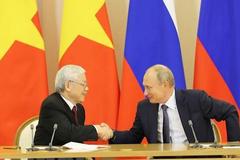 Việt-Nga ký hợp tác bảo đảm an ninh thông tin quốc tế