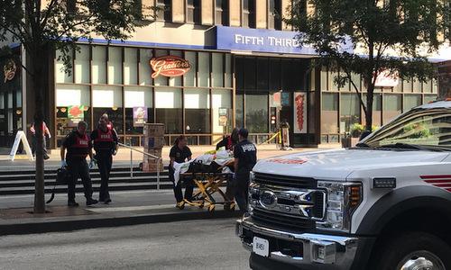 Nổ súng ở ngân hàng Mỹ, 4 người thiệt mạng