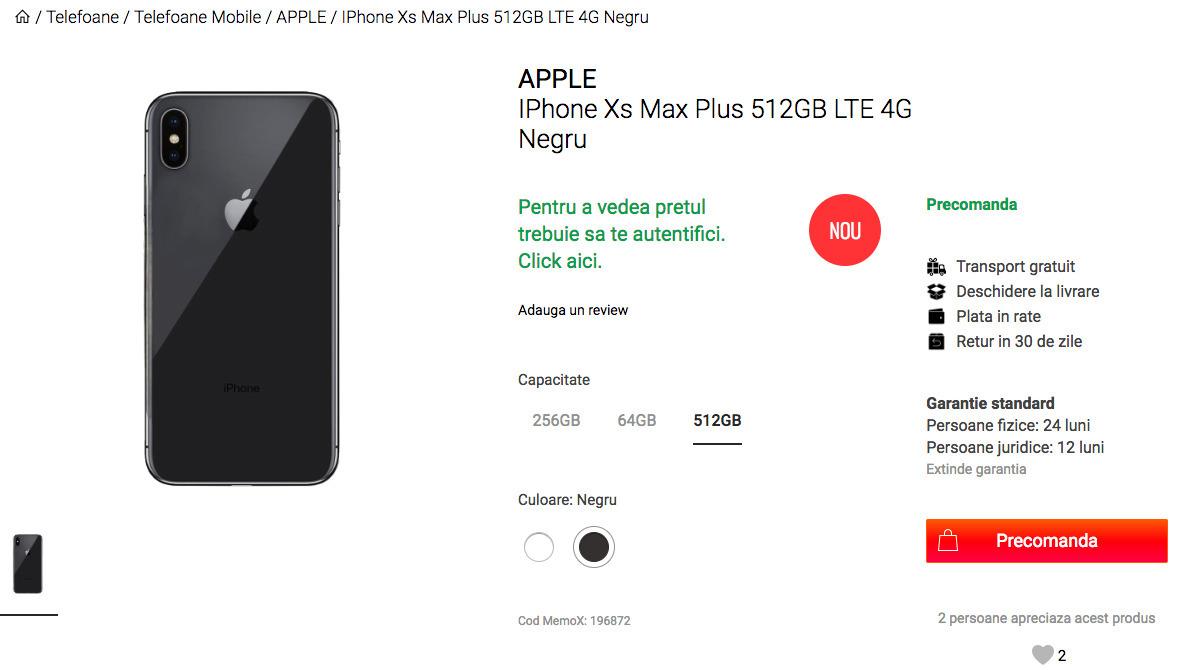 Đã có thể đặt trước iPhone 9, iPhone Xs, iPhone Xs Max ngay bây giờ
