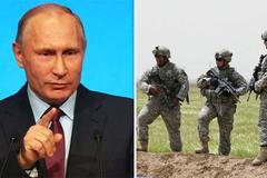 Putin cảnh báo sắp tấn công vào vùng có lính Mỹ ở Syria