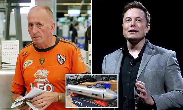 Elon Musk,Tỷ phú công nghệ