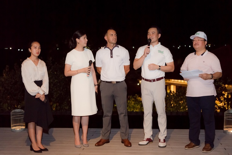 Trương Ngọc Ánh, vợ chồng Bình Minh dự tiệc của Chi Bảo