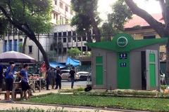 Hà Nội: Thi thể người đàn ông trong nhà vệ sinh công viên Paster