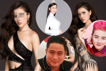 Sao Việt xôn xao về đường dây người đẹp bán dâm 25.000 USD