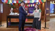 Chủ tịch Apax Leaders rót 4 tỷ cho ẩm thực chay Pema