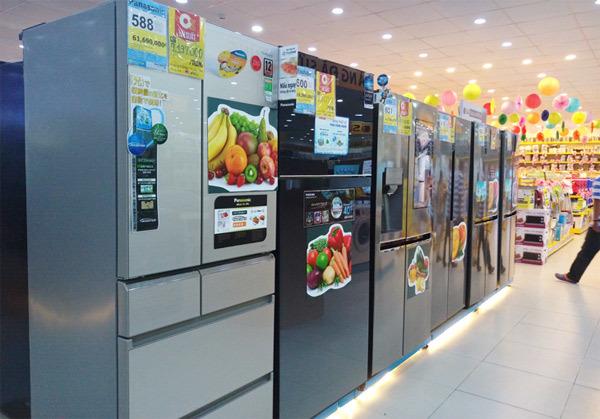 tủ lạnh,công nghệ mới