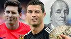 Lương Ronaldo ở Juventus: Messi không tin vào sự thật