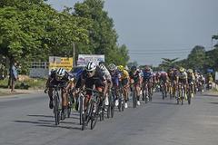 Giải xe đạp VTV Cup Tôn Hoa Sen 2018: Lê Văn Duẩn lên tiếng