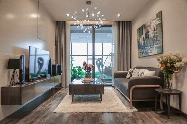 Nhiều lợi thế khi mua căn hộ sắp bàn giao