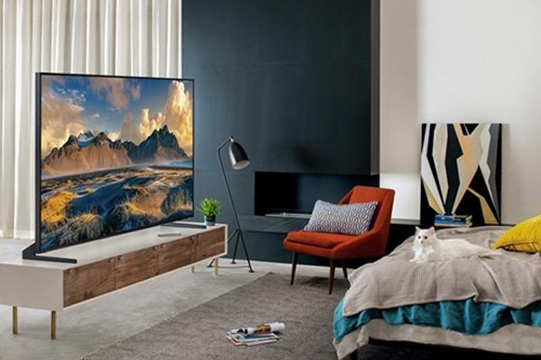 Samsung tiên phong ra mắt TV QLED 8K