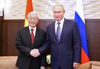 Tổng thống Putin: Nga - Việt có mối quan hệ đặc biệt quan trọng