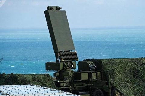 radar S-500