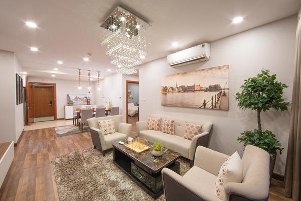 TNR Sky Park- 'giải khát' nguồn cung chung cư mới Hà Nội