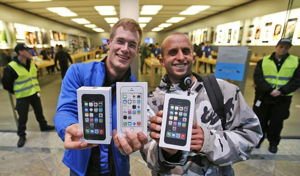 iPhone,Apple