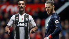 MU bấn loạn: De Gea bỏ Mourinho theo Ronaldo về Juventus