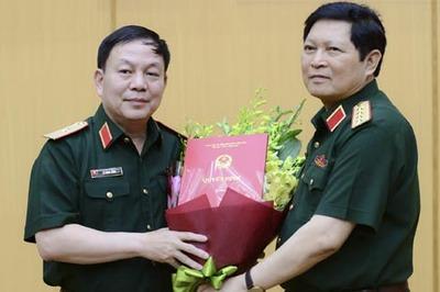 Quy định cấp bậc quân hàm cao nhất ở đơn vị mới thuộc Bộ Quốc phòng