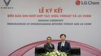 VinFast 'bắt tay' LG Chem sản xuất pin chuẩn quốc tế