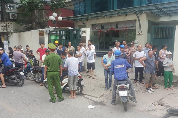 Hà Nội,động đất