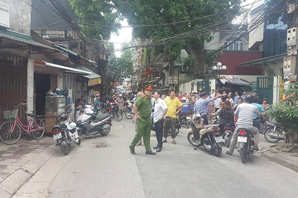 Động đất ở Hà Nội, chung cư cao tầng rung lắc