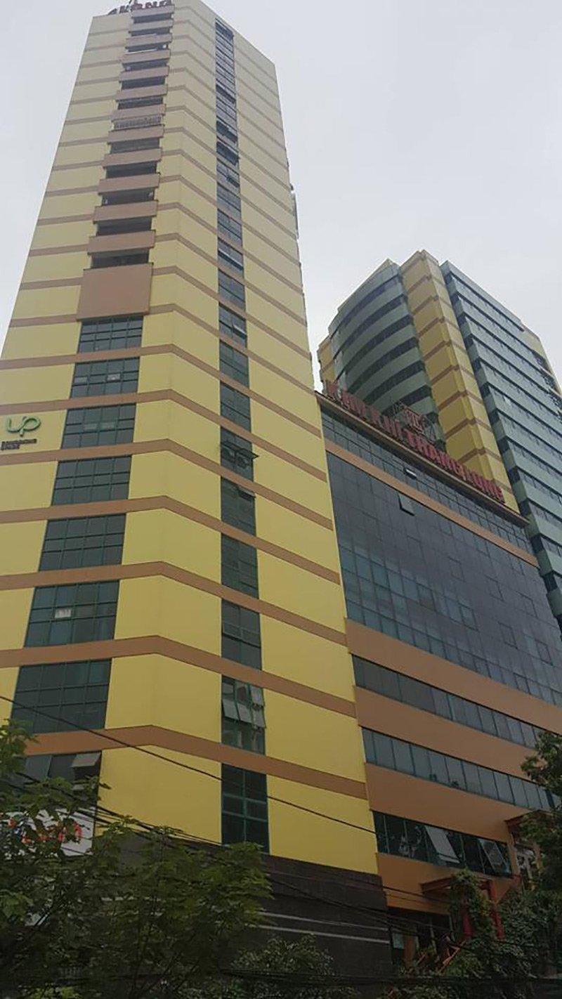 động đất,Hà Nội,nhà cao tầng