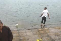 Cô gái chết trên hồ Định Công, để lại thư tuyệt mệnh