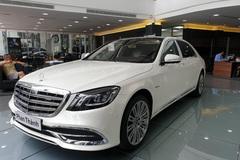 Thiếu gia Phan Thành tậu Mercedes-Maybach hơn 7 tỷ