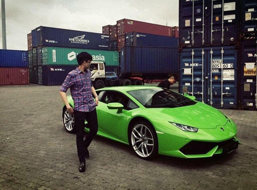 Phan Thành,Mercedes-Maybach,siêu xe,Mercedes,xe sang