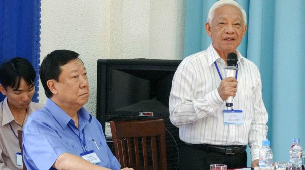 Bị quy làm sai vụ Thủ Thiêm, nguyên Kiến trúc sư trưởng TP.HCM lên tiếng