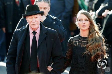 Diễn viên 87 tuổi ly hôn vợ 4 kém 60 tuổi vì bị từ chối chuyện chăn gối